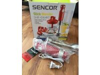 Sencor stick blender and mixer SHB 4364RD Red