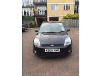 2005 Ford Fiesta, 1.4l, 4 door. New clutch, battery and tyres. MOT due 26/10. Looking for quick sale