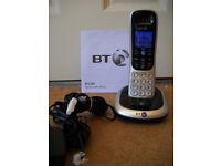 BT2200 Digital Cordless Telephone