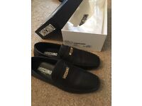 Moschino shoes size 11 amazing condition