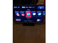 40inch Smart TV Full HD 1080p Freeview HD LED Toshiba 3D