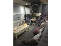 Beauty room to rent in busy city centre salon.