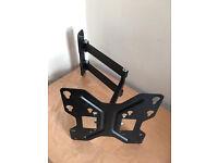 Quality slimline profile TV wall bracket,turns&tilts,suitable for TVs upto 65 inch,bargain at £45