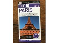 DK Paris travel guide Brand new (forgot to take away with us)
