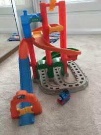 Thomas the tank engine track