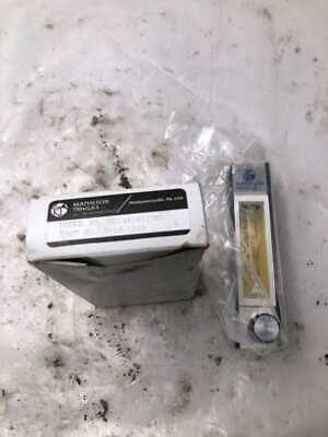 Matheson Tri Gas Mj14a101j705 Gas Flow Meterrotameter 250psig -nib