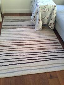 *MODERN RUG* - Excellent condition