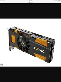 Gtx 560 graphics card
