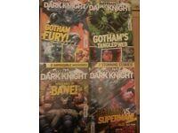 Dc comics- 21 batman the dark knight comics