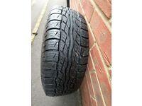 Suzuki Grand Vitara Spare Tyre