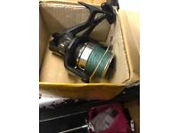 DIAWA cross cast s 5000 reel boxed