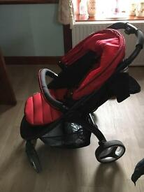 Hauck lift up 4 buggy stroller pushchair