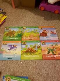 Dinosaur/animal books
