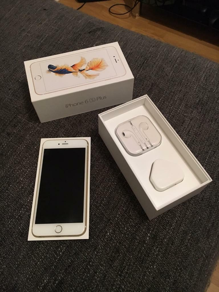 new products 8bade 7352c iPhone 6s Plus + Apple Watch Series 1 Bundle | in Bournemouth ...