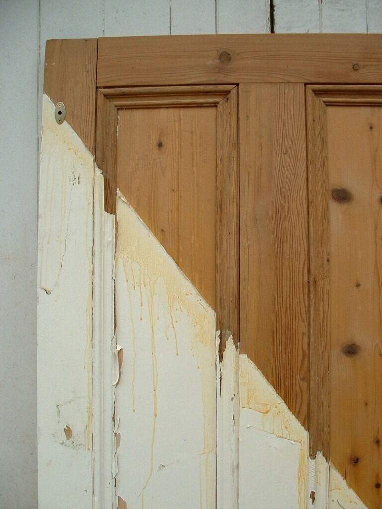 Premium Door And Furniture Paint Stripping Service In