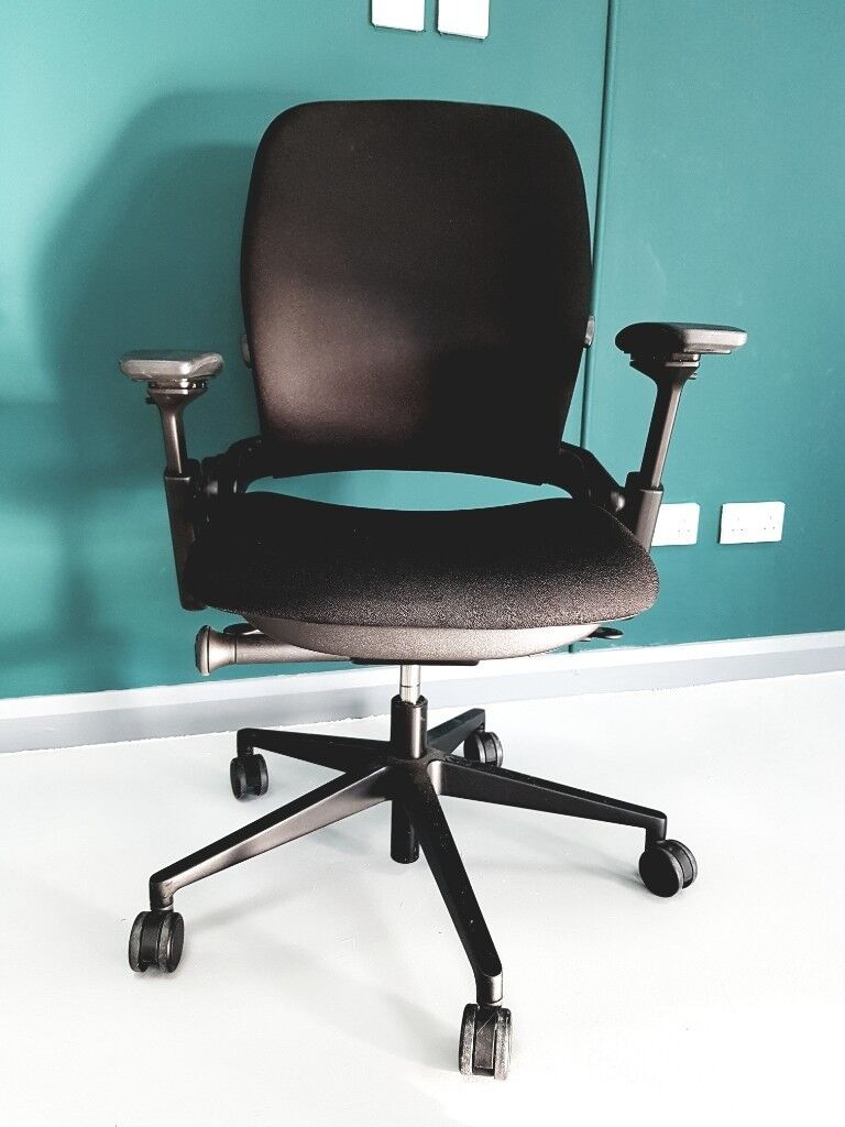 pretty nice 2512a 74f66 Top-rated Steelcase Leap V2 office chairs | RRP £1,099 | in Brighton, East  Sussex | Gumtree