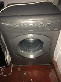 6 kg silver vented hot point dryer