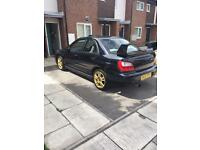 2001 Subaru Impreza wrx 2.0 turbo low mileage may px st, gti, vxr