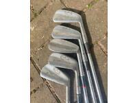 Pinsplitter Iron Golf Clubs