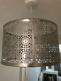 John Lewis ceiling lampshade