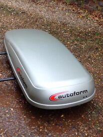 AutoForm XL roof box