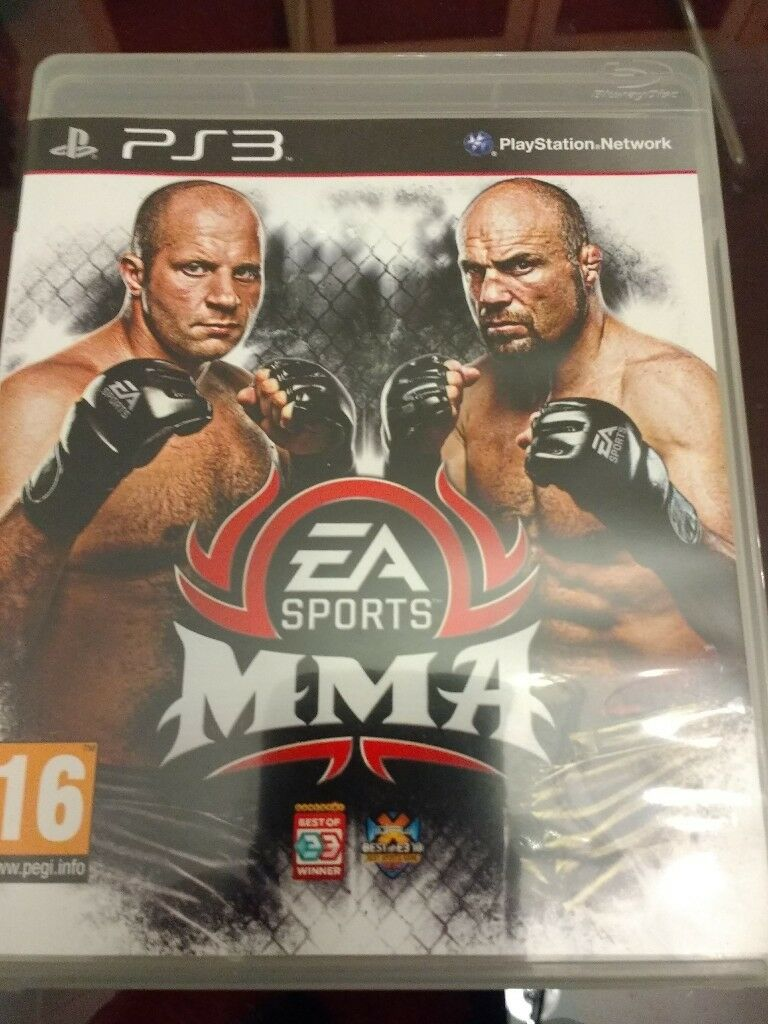 Ps3 Ea Sports Mma Fighting Game In Cardiff Gumtree