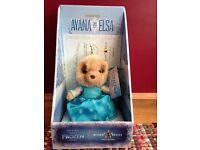 Limited Edition Frozen Meerkat Ayana as Elsa