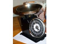Hansen Mechanical traditional kitchen scale