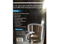 Coffee maker 10-12 cup capacity