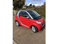 Smart fortwo Coupe 1.0 MHD Passion Softouch 2dr - 2012 - 11614 Miles - FSH