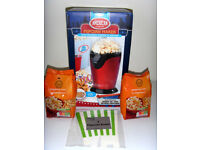 American Originals Popcorn Maker, Brand New & Sealed including popping corn & boxes