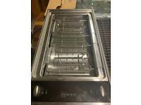 NEFF Domino Barbecue BBQ Grill Lava Stones N1662N2