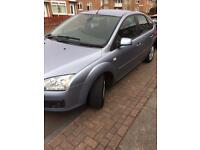 Ford Focus mk2 ghia 2005 ,low miles ,hpi clear , 12 month mot