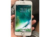 Gold iPhone 6 16gb Vodafone/Unlocked