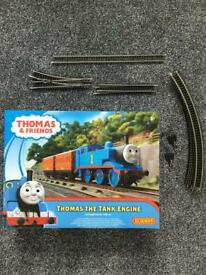 Hornby Thomas the Tank Engine set + extra track