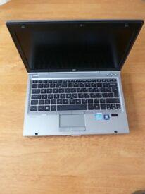 HP Elitebook 2560p laptop 160gb SSD 8gb or 16gb ram Intel 3.3ghz x 4 Core i5 - 2nd gen processor