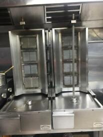 Donner shawarma machine for sale