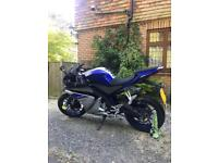 Yamaha YZF-R125 2016 - Excellent Condition