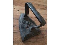 Antique iron?