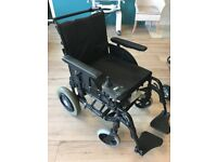 Esprit Powered Electric Wheelchair! Compact Lightweight and Fast