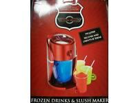 Home slush and frozen drinks maker