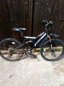 Boss black Dawn bike