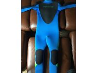 Superb quality and only used once C-skins Wetsuit