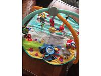 Fisher price play mat musical £15