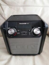 Tailgator go speaker