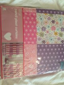 M&S Fairy garden curtains BRAND NEW!!