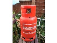 Gas bottle -6kgz