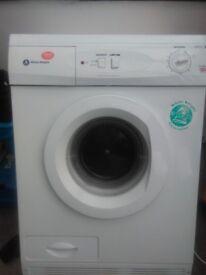 White knight condenser tumble dryer