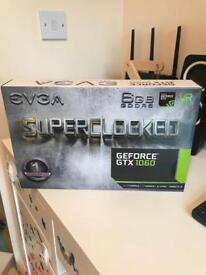 EVGA GeForce GTX 1060 SUPERCLOCKED 6GB GDDR5 PCIe3.0 Graphics Card