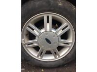 "Ford Fiesta alloy wheel 14"""